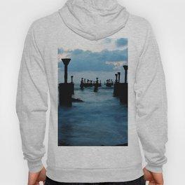 Pillars by the sea Hoody