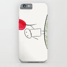 my red balloon iPhone 6s Slim Case