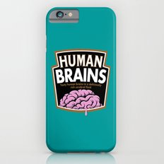 Human Brains iPhone 6 Slim Case
