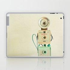 Tower of Cameras Laptop & iPad Skin