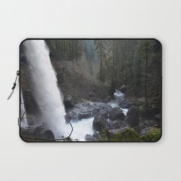North Falls - Silver Falls State Park Laptop Sleeve