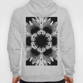 Daisies In Abstract Hoody