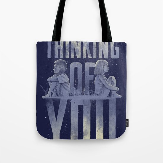 'Thinking of You' Tote Bag