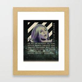 Kylie King Framed Art Print