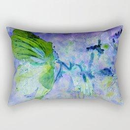 mallow tinted Rectangular Pillow