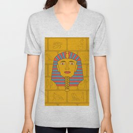 Egyptian Prince Unisex V-Neck