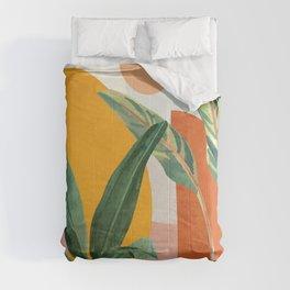 Leaf Design 03 Comforters