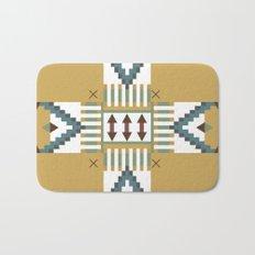 American Native Pattern No. 120 Bath Mat