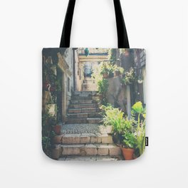 the prettiest of stairs ... Tote Bag