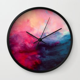 Reassurance Wall Clock