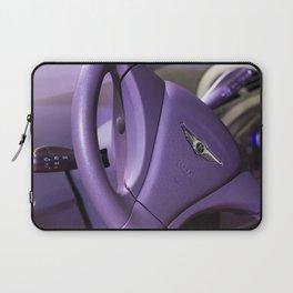 Chery S-18 Reev Electric Steering Wheel Laptop Sleeve