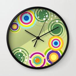 Circumference Wall Clock