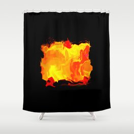 Wuns Shower Curtain
