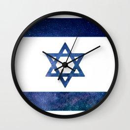 Love Israel  congratulations 462 Wall Clock