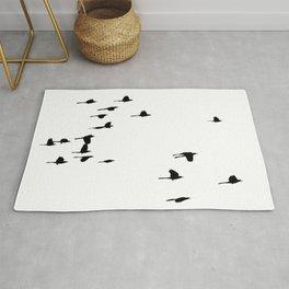 Blackbirds Rug