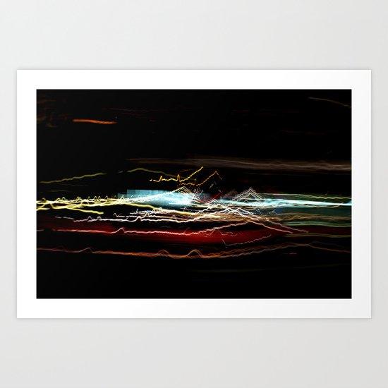 BY-PASS_NY 04 Art Print