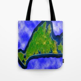 The Vineyard 2013 Tote Bag