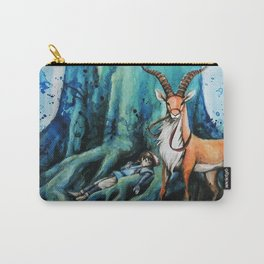 """""""At the tree's feet"""" Carry-All Pouch"""