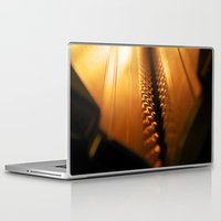 metal Laptop & iPad Skins featuring METAL by Disparity By Design UK