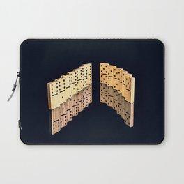 Domino effect Laptop Sleeve