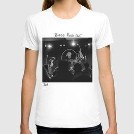 Birds in the Boneyard, Print Seven: Birds Rock Out! T-shirt