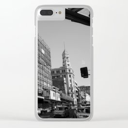 Street Views Clear iPhone Case