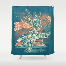 BOUNTY HUNTER Shower Curtain
