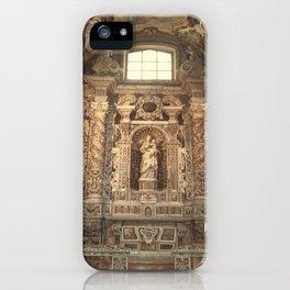 The Madona iPhone Case