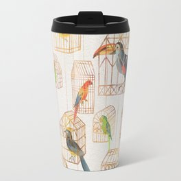 Architectural Aviary Travel Mug