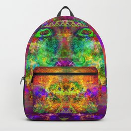 Aliens Fried My Mind Backpack