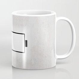 Baymax Low Battery Coffee Mug