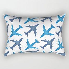 Plane Pattern Rectangular Pillow