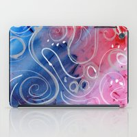 jazz iPad Cases featuring Jazz by Angelina Yvette