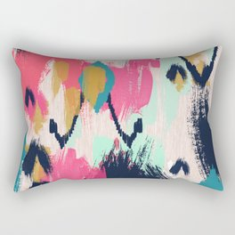 Bohemian take 2 Rectangular Pillow