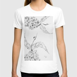 Birds Of A Feather Fly T-shirt