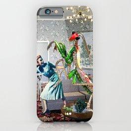 Mantis Encounter iPhone Case