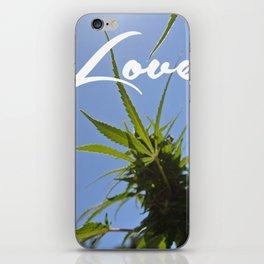 California Love **Green Rush edition iPhone Skin