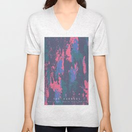 Monica Gems Unisex V-Neck