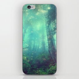 Enchanted Forest II iPhone Skin