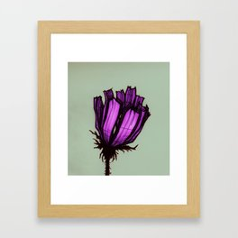 Loners Framed Art Print