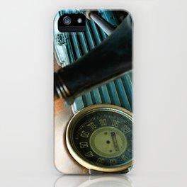 Dashboard iPhone Case