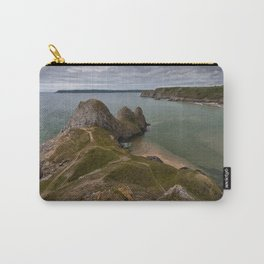 Three Cliffs Bay and the Great Tor Carry-All Pouch