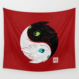 The Furyism Wall Tapestry
