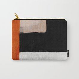 abstract minimal 14 Carry-All Pouch