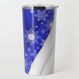 Christmas background Travel Mug