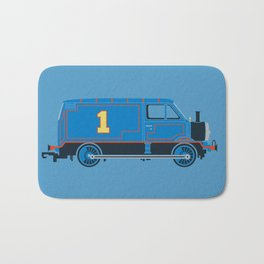 Tommy the Van Engine Bath Mat