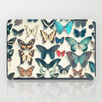 wings iPad Cases featuring Wings by Cassia Beck