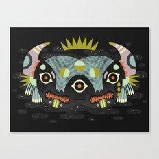 Demon King Canvas Print