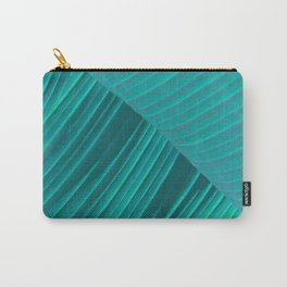 Banana Leaf Abstract Carry-All Pouch