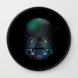K-2SO Shadow Wall Clock